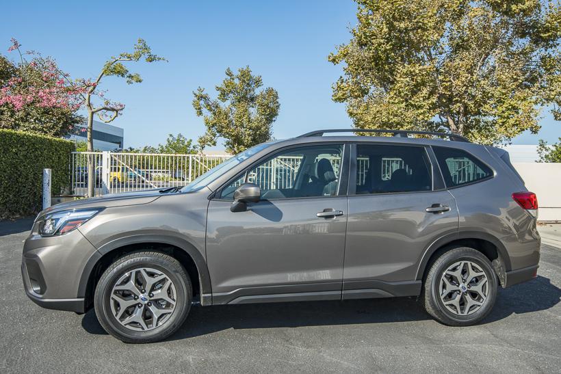 Subaru's 2019 Forester