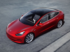 Tesla's Model 3 is the top-selling BEV in 2018 through November with 114,532 units sold. The Mid...