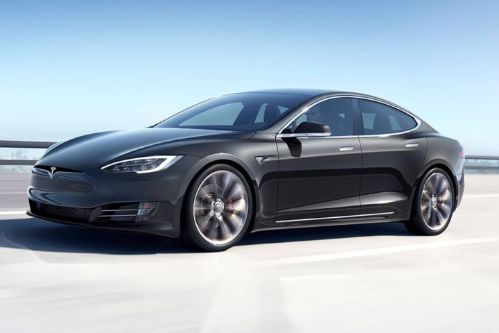 Tesla's Model S is available in three models, including the 75D (259 miles, $79,200), 100D (335...