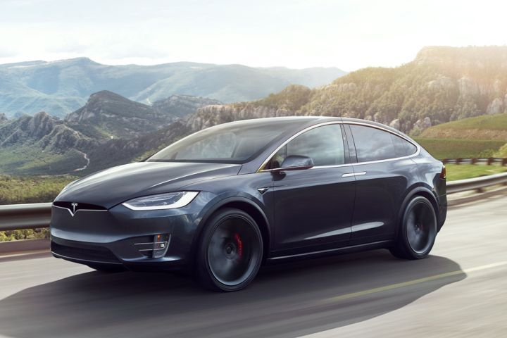 Tesla's Model X is also available in three models, including the 75D (238 miles, $79,500), 100D...