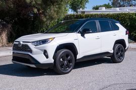 Toyota's 2019 RAV4 Hybrid