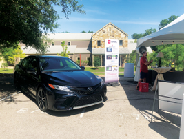 The 2019 Camry is builit on the TNGA (Toyota New Global Architecture) platform. It is available...