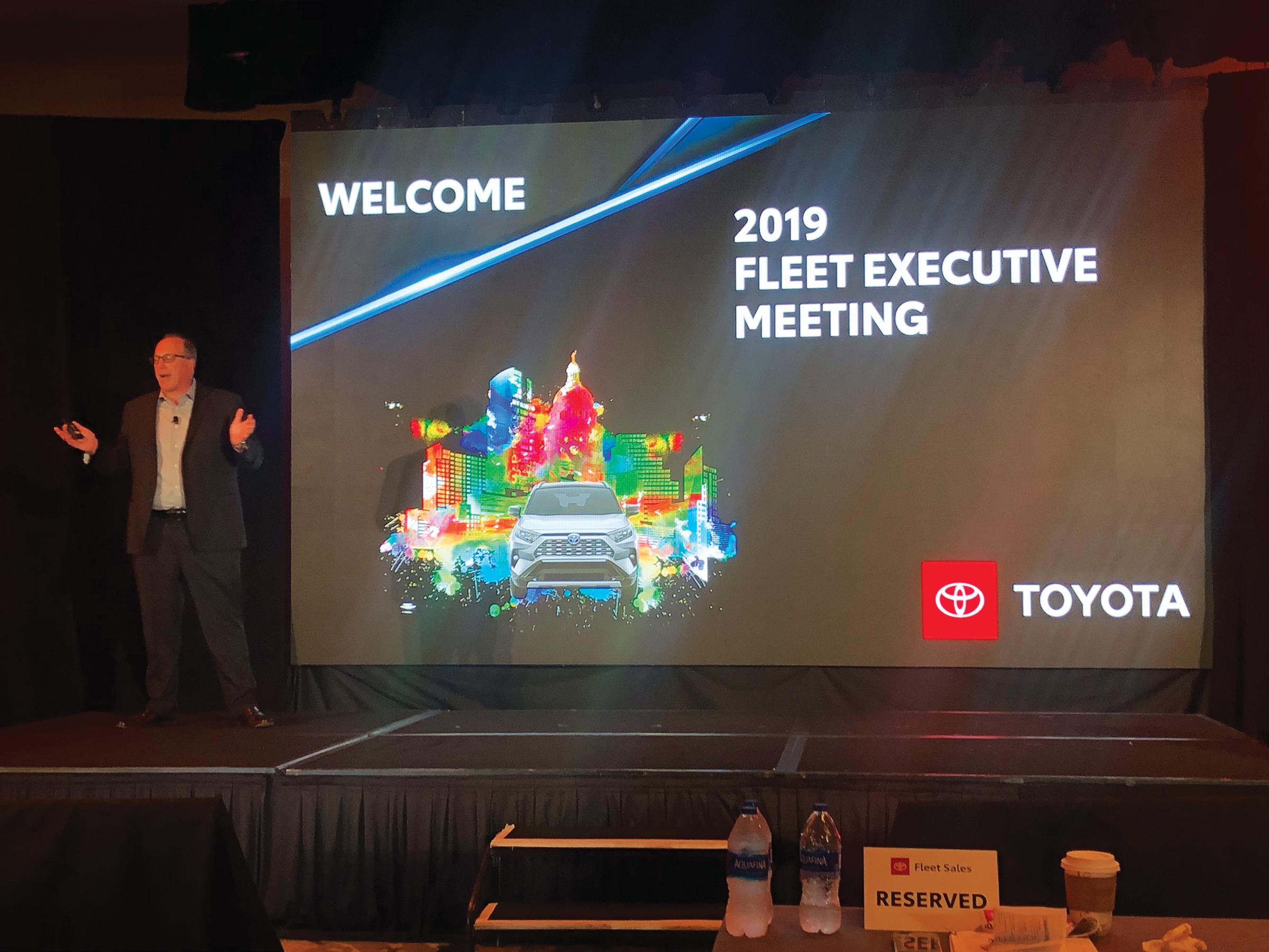 Toyota's 2020-MY Fleet Preview