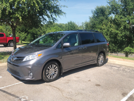 The Sienna offers an AWD option for the SE grade model. Toyota Safety Sense P is standard on all...