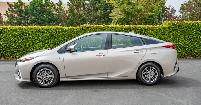 The Prius Prime adds three trim grades, including LE, XLE, and Limited.
