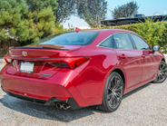 Toyota offers the Avalon in four trim grades, including XSE, Touring (shown), XLE, and Limited.