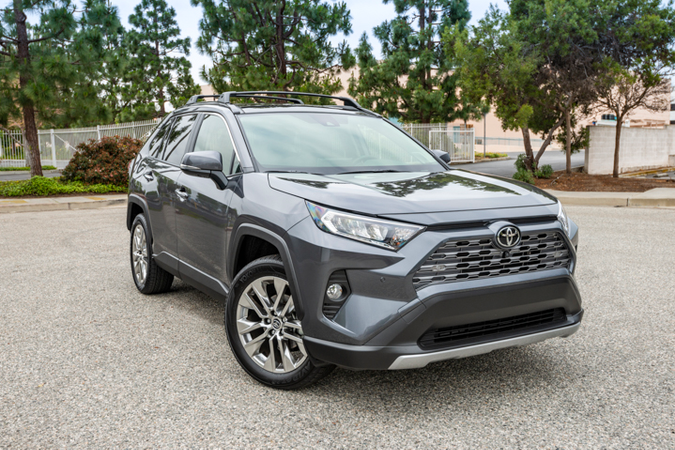 Toyota's RAV4 enters its fifth generation with significant upgrades.