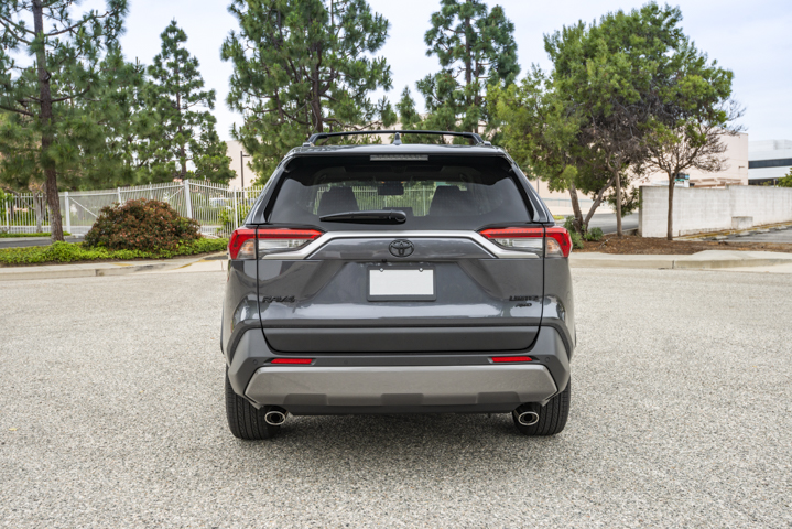 All-wheel drive is optional on the front-wheel SUV.
