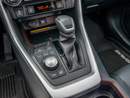 The interior layout feels more ergonomically sound.