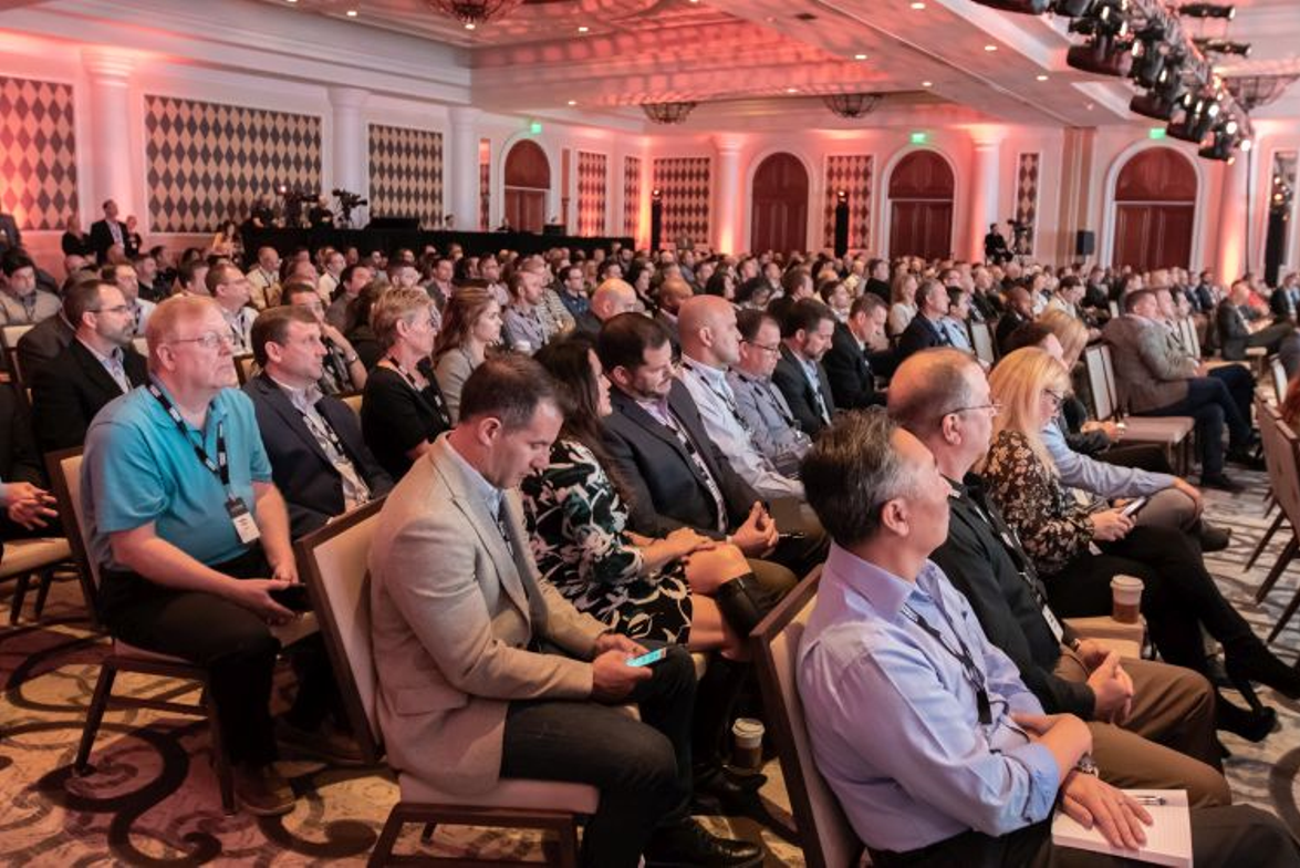 Audiences filled the resort's Pacific Ballroom for the annual event that's now in its seventh...