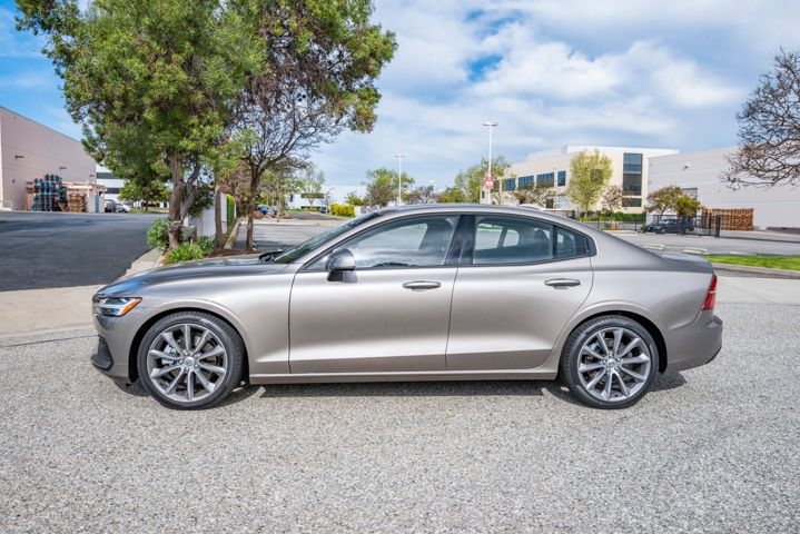 Volvo is moving its 2019 S60 to the Scalable Product Architecture platform that will allow the...