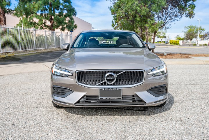 The S60 offers a sedan body in Volvo's 60-series lineup that also includes the XC60 crossover...