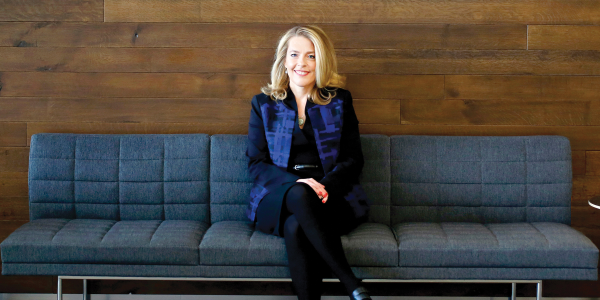 This year, Melissa Smith has been juggling three acquisitions, the building of a new...