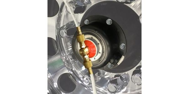 The P.S.I. automatic tire inflation system comes standard with the patented ThermALERT wheel-end...