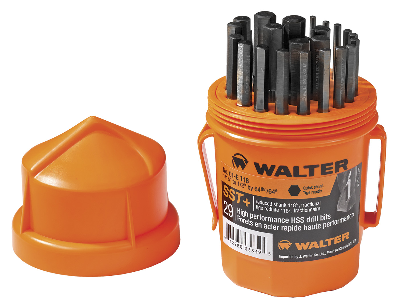 Drill Bit Carrying Case