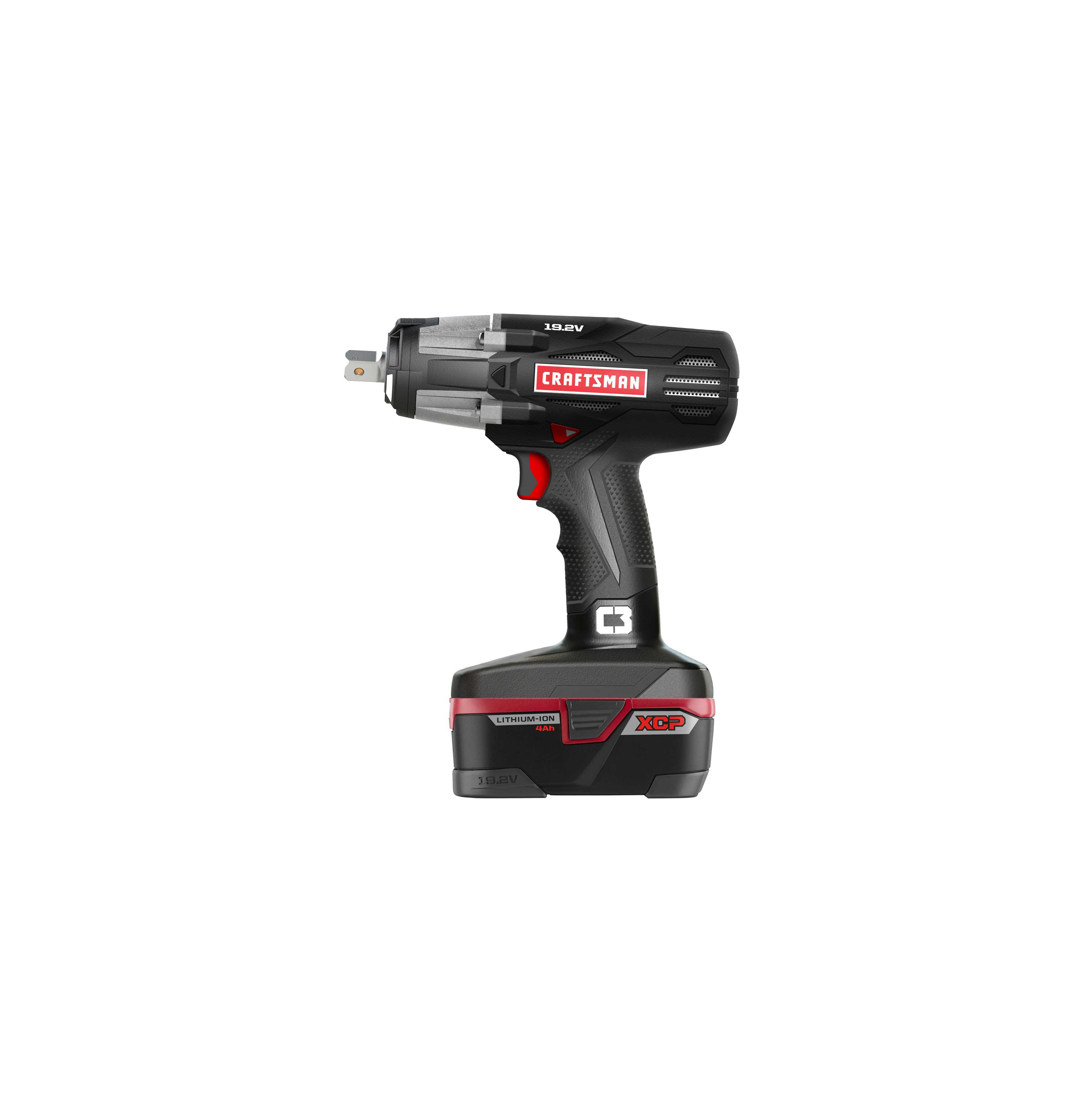 C3 Impact Wrench