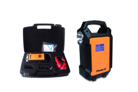 Power It Portable Jump Starter Kit