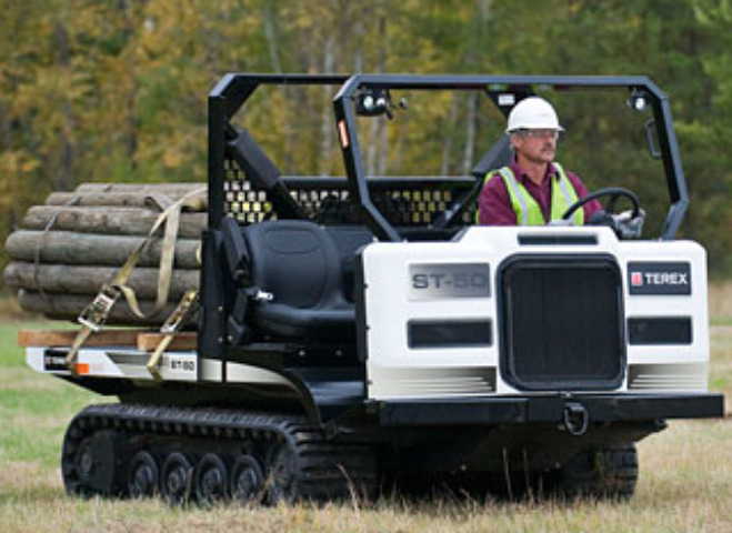 Terex ST-50 Tracked Utility Vehicle