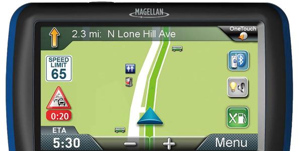 Magellan RoadMate.