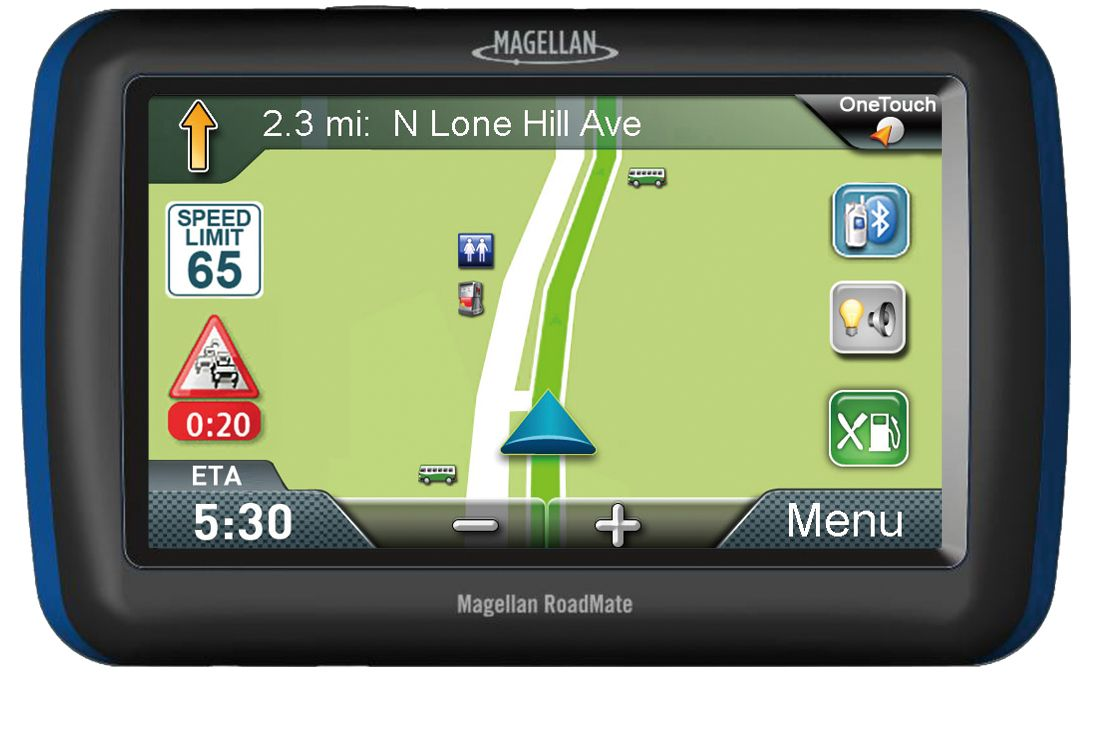 RoadMate Commercial 5190T GPS
