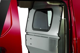 Steel Safety Partitions for Mercedes-Benz Sprinter