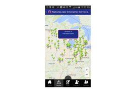 Emergency Road Service Mobile App