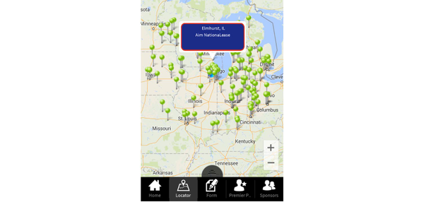 Emergency Road Service Mobile App