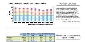 2010 Remarketing Statistics