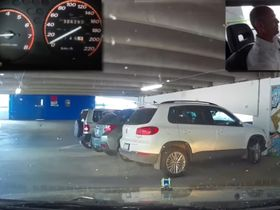 Safe Driving Practices in Parking Garages