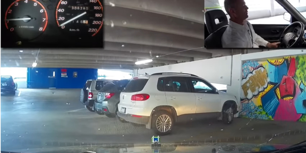 Fleet drivers can follow these six tips to improve safety when in parking garages.
