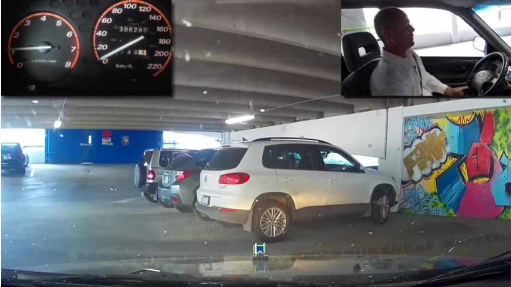 Safety in Parking Garages
