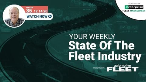 State of the Fleet Industry: Two Fleet Logistics Efforts Underway