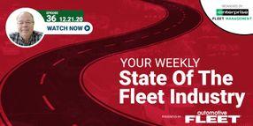 State of the Fleet Industry: 2021-MY Fleet Vehicle Ordering Trends