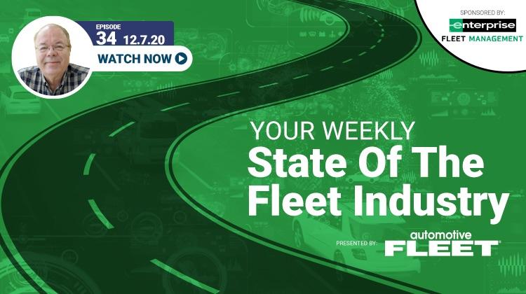 State of the Fleet Industry: Donlen Sale & November Sales Data