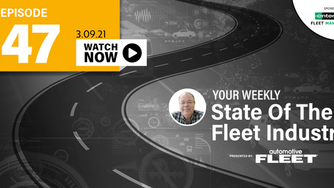 State of the Fleet Industry: Current Q1 2021 Fleet Trends