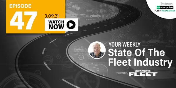 State of the Fleet Industry: Current Q1 2021 Fleet Trends