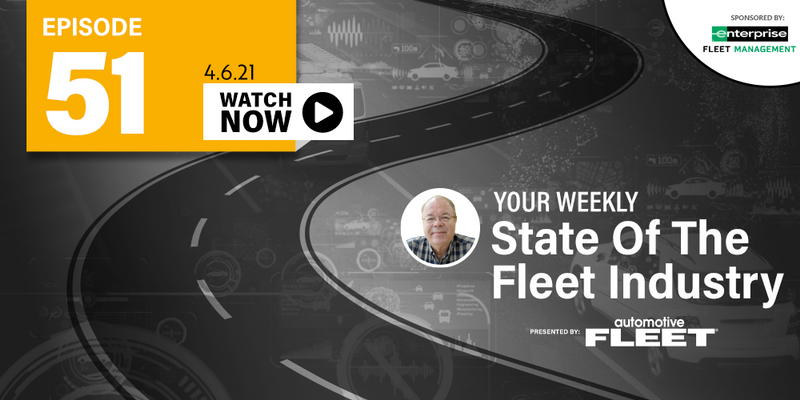 State of the Fleet Industry: Fleet Recovery from Pandemic Remains Tepid