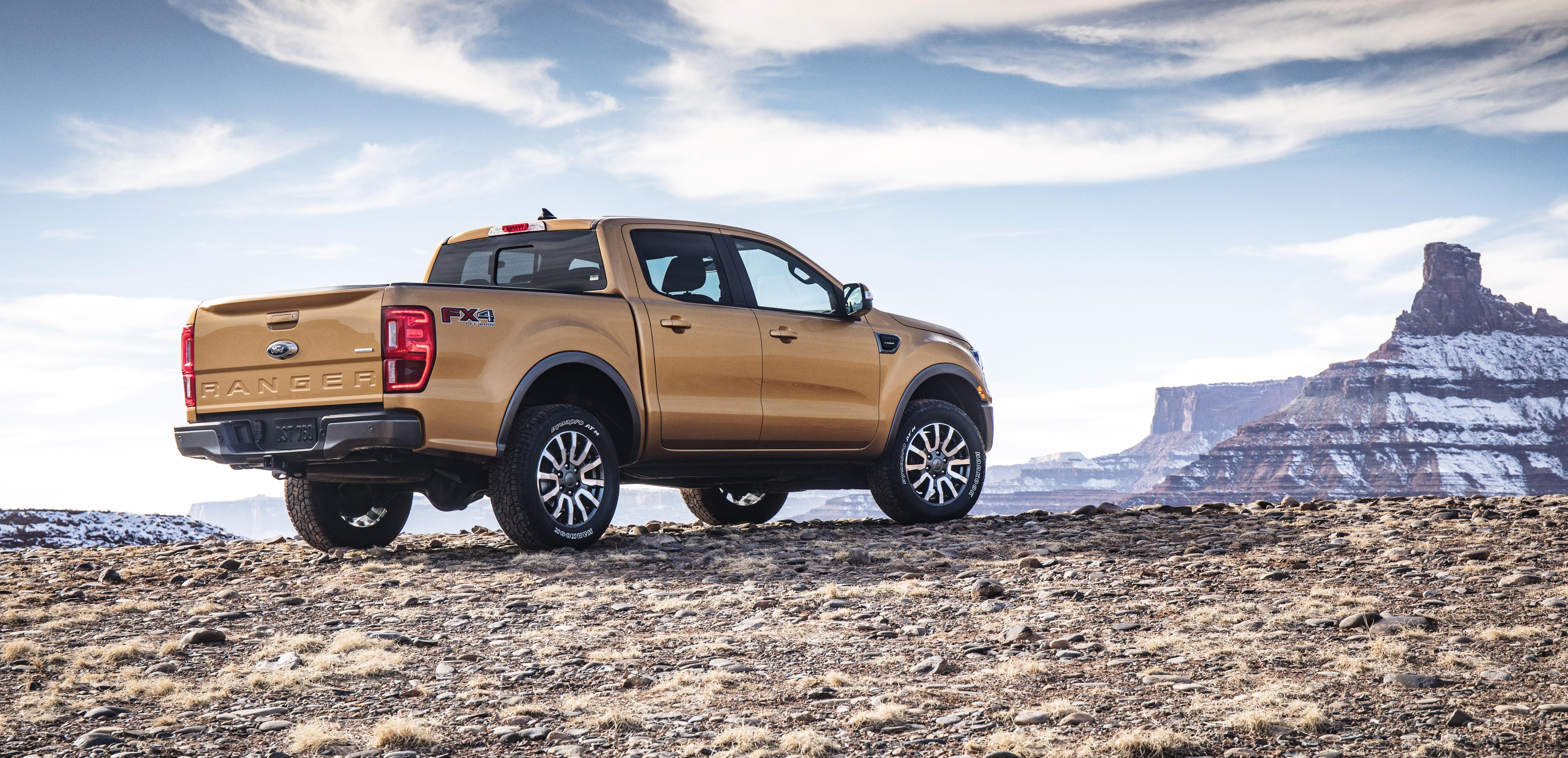 Ford Unveils 2019 Ranger
