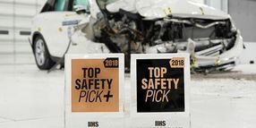15 Vehicles Earn Highest IIHS Award