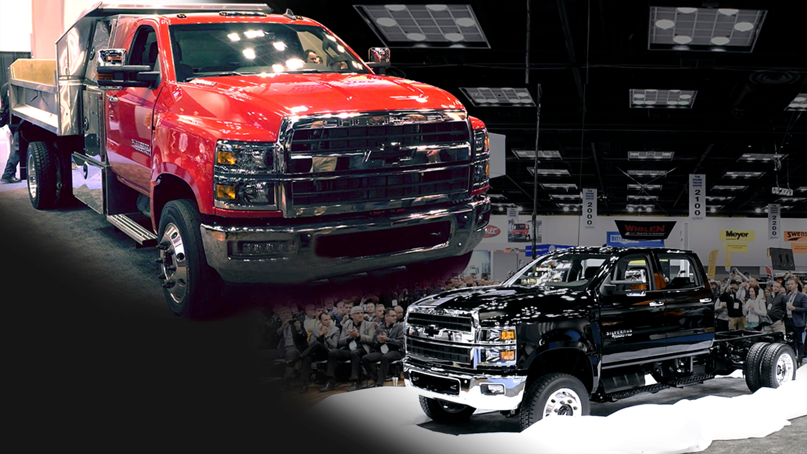 2019 Chevrolet Silverado 4500HD/6500HD Walkaround