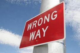App Warns Motorists of Wrong-Way Drivers