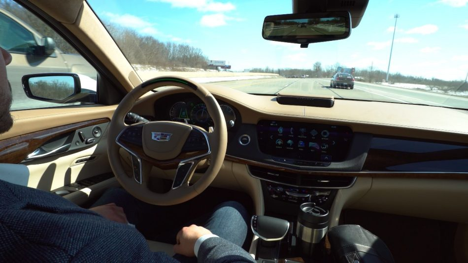 Cadillac Super Cruise Technology