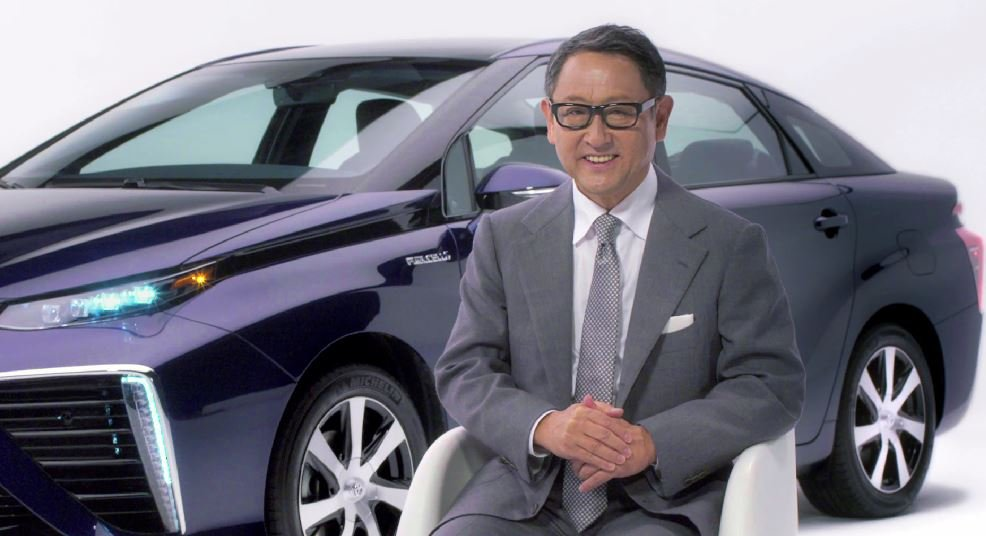 Toyota Introduces