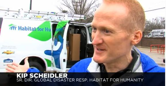 Habitat for Humanity Launches Fleet of Mobile Response Units