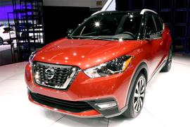 2018 Nissan Kicks Walkaround