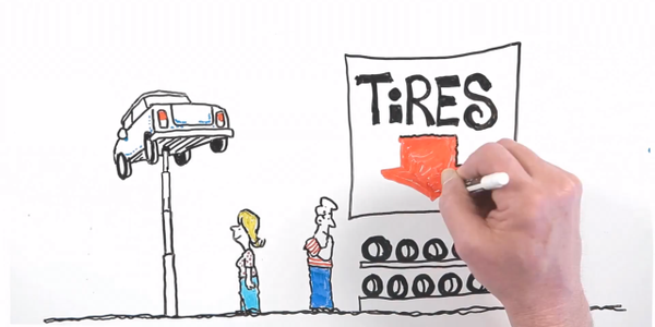 TireWise: Life of a Tire