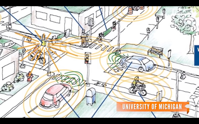 U-M Will Build Driverless-Car Utopia