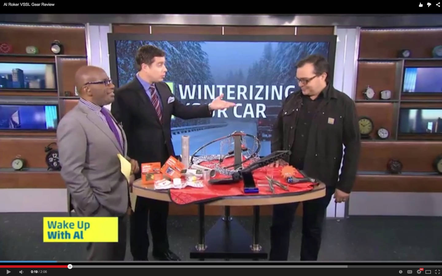 New Gadgets for Your Vehicle's Winter Emergency Kit