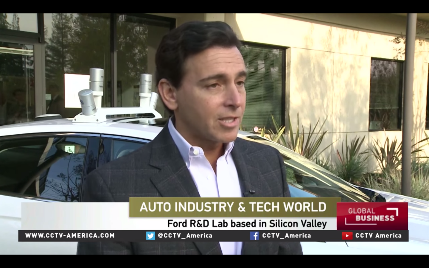 Ford's Growing Presence in Silicon Valley