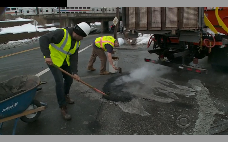 Potholes Wreak Havoc for Drivers Across America